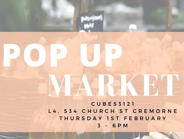 Popup Market @ Cubes3121